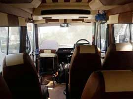 rent 12 seater tempo traveller