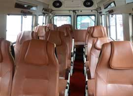 15 seater tempo traveller rates in delhi
