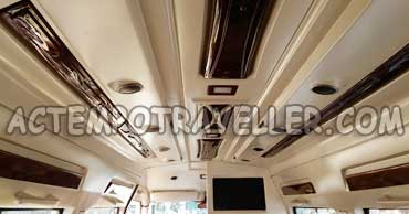16 seater tempo traveller booking