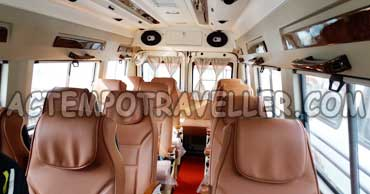 15 seater ac tempo traveller in delhi