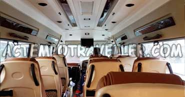 15 seater tempo traveller booking in delhi