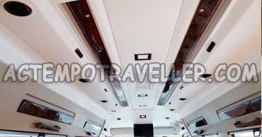 15 seater interior best photo