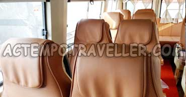 15 seater 2x1 tempo traveller