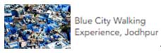 blue city walking experince jodhpur