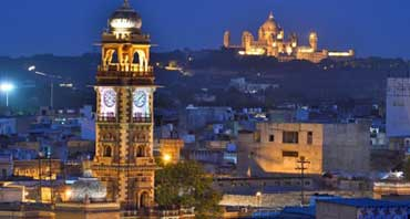 clock tower - jodhpur tour