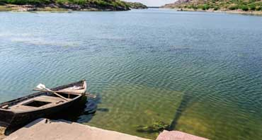 Kailana Lake - jodhpur tour