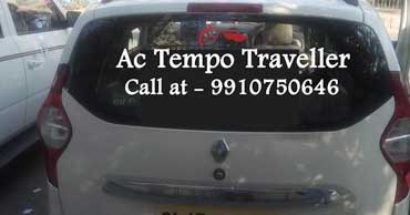 renault lodgy car rental delhi